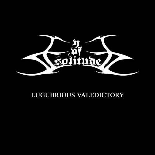EYE OF SOLITUDE - Lugubrious Valedictory cover