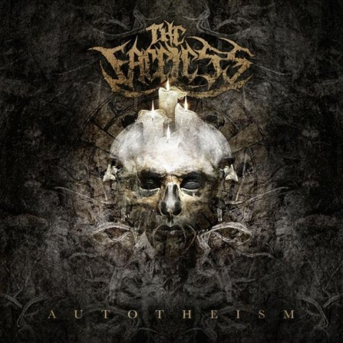 THE FACELESS - Autotheism cover