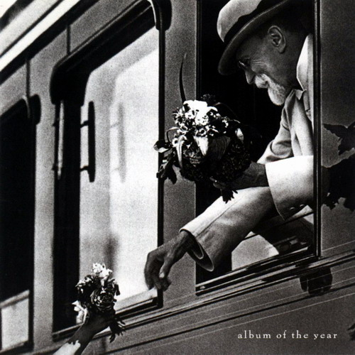 FAITH NO MORE - Album Of The Year cover