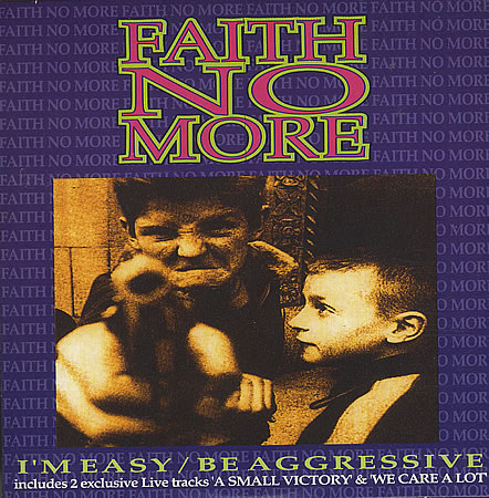 FAITH NO MORE - I'm Easy cover