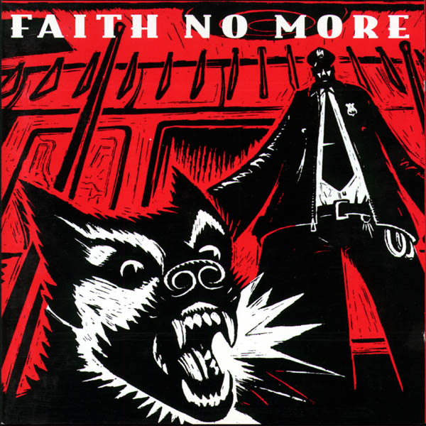 FAITH NO MORE - King For A Day... Fool For A Lifetime cover