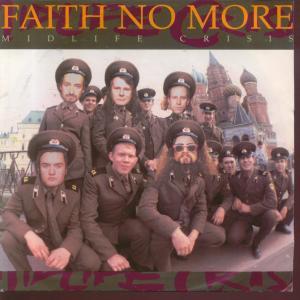 FAITH NO MORE - Midlife Crisis cover