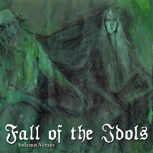 FALL OF THE IDOLS - Solemn Verses cover
