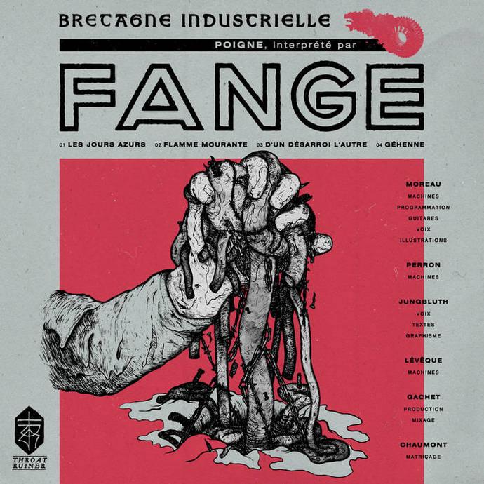 FANGE - Poigne cover