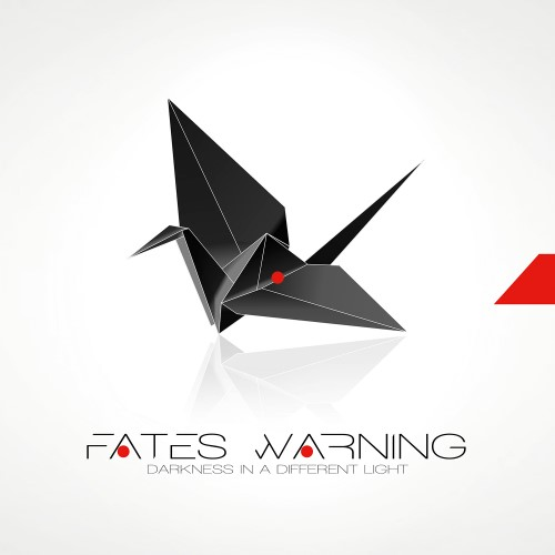 FATES WARNING - Darkness In A Different Light cover