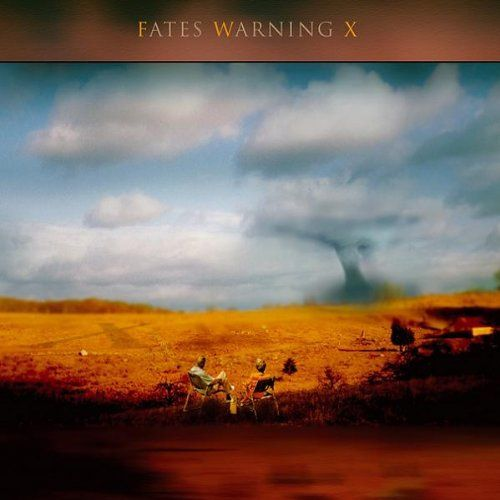 FATES WARNING - FWX cover