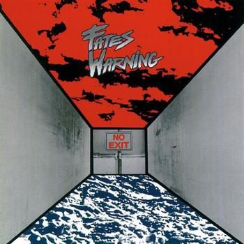 FATES WARNING - No Exit cover