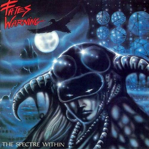 FATES WARNING - The Spectre Within cover