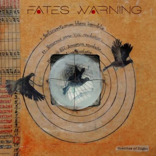 FATES WARNING - Theories Of Flight cover
