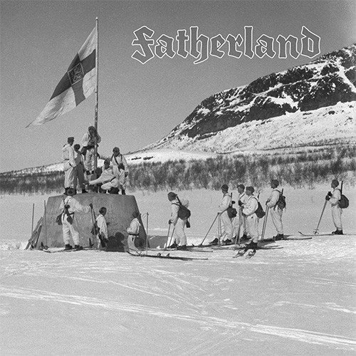 FATHERLAND - Fatherland cover