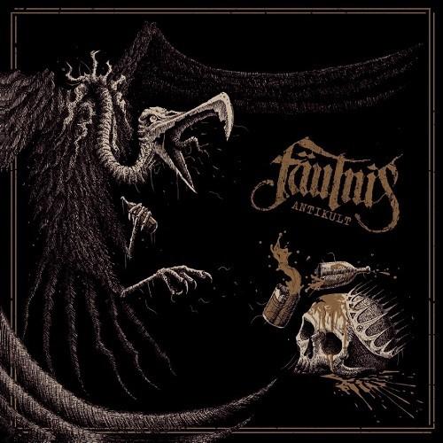 FÄULNIS - Antikult cover