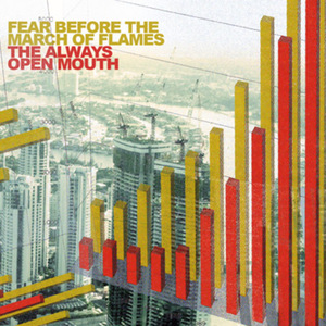 FEAR BEFORE - The Always Open Mouth cover