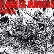 FEARLESS IRANIANS FROM HELL - Fearless Iranians From Hell cover