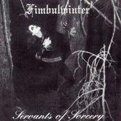 FIMBULWINTER - Servants of Sorcery cover