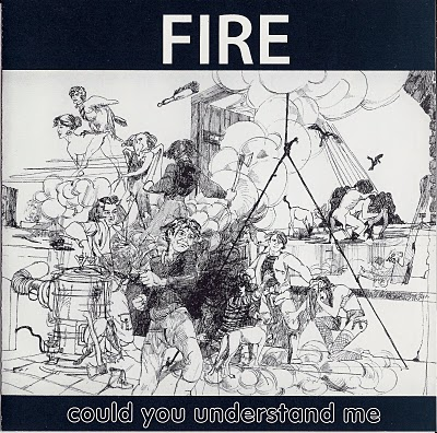 FIRE - Could You Understand Me cover
