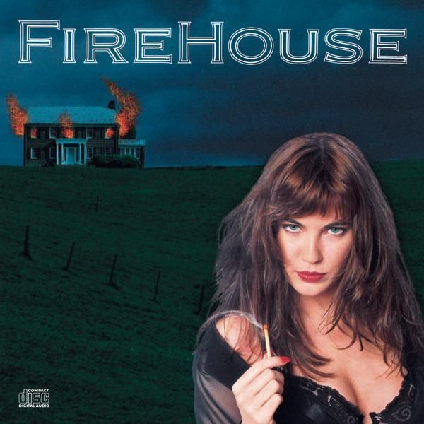 FIREHOUSE - Firehouse cover