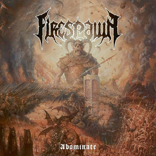 FIRESPAWN - Abominate cover