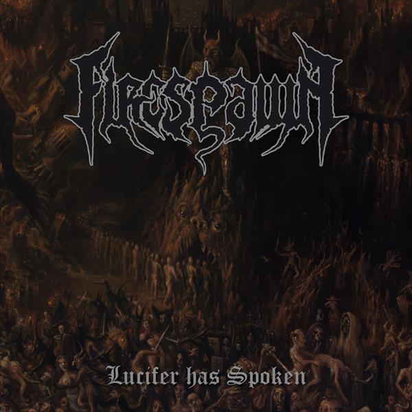 FIRESPAWN - Lucifer Has Spoken cover