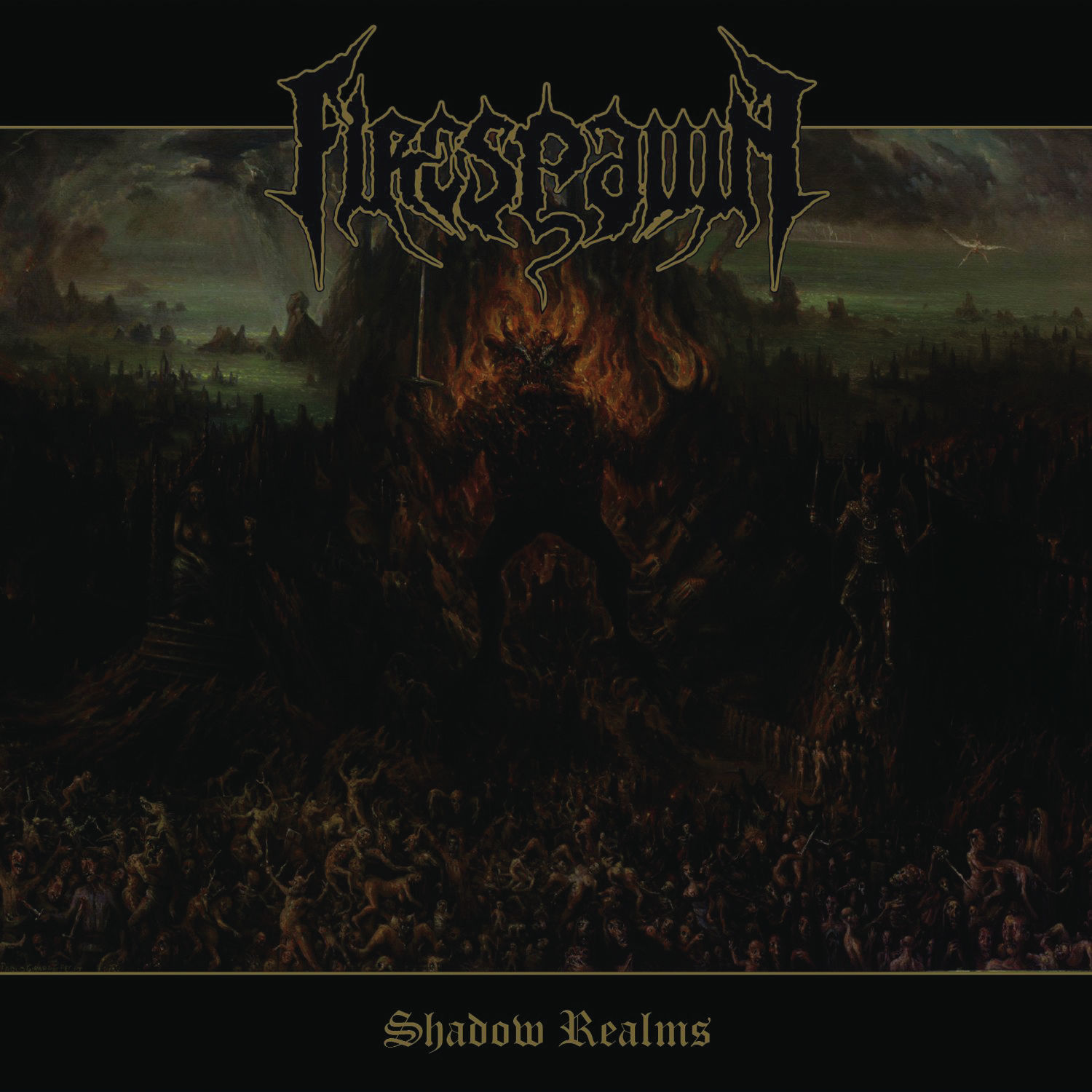 FIRESPAWN - Shadow Realms cover