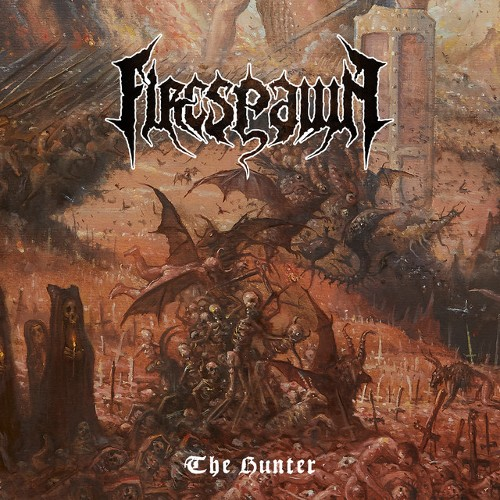 FIRESPAWN - The Hunter cover