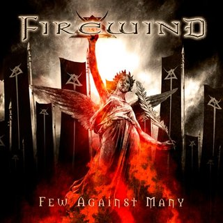 FIREWIND - Few Against Many cover