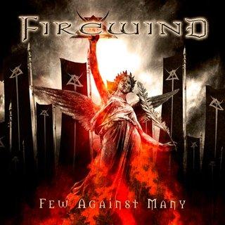 FIREWIND - Few Against Many cover