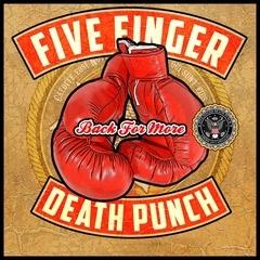 FIVE FINGER DEATH PUNCH - Back for More cover