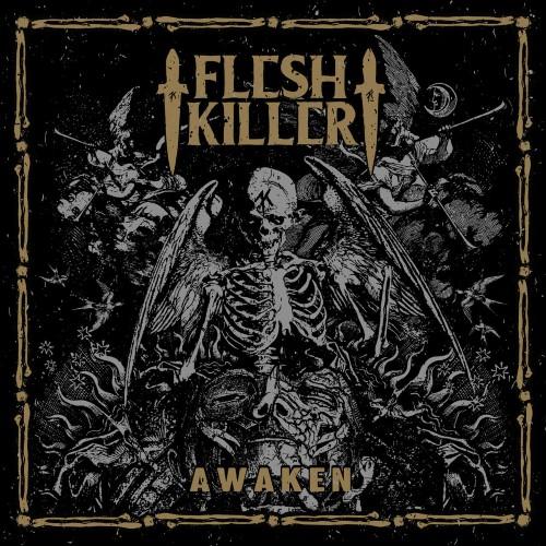 FLESHKILLER - Awaken cover