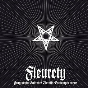 FLEURETY - Fragmenta Cuinsvis Aetatis Contemporaneae cover