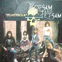 FLOTSAM AND JETSAM - Flotzilla cover