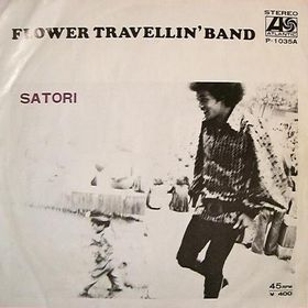 FLOWER TRAVELLIN' BAND - Satori cover