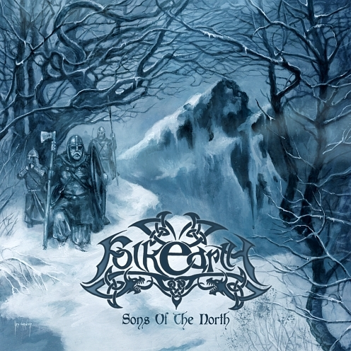 FOLKEARTH - Sons of the North cover