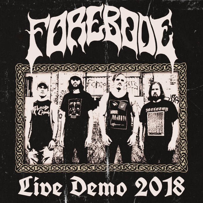 FOREBODE - Live Demo 2018 cover