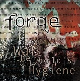 FORGE (FR-2) - War, The World's Only Hygiene cover