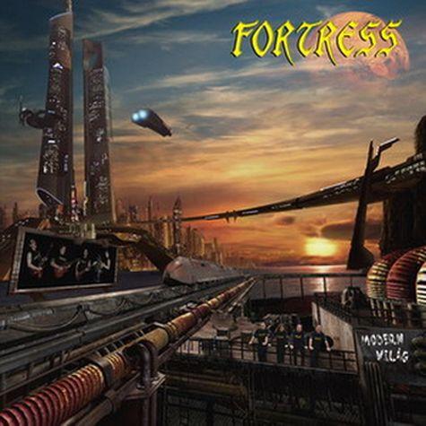 FORTRESS - Modern világ cover