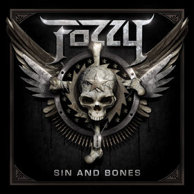 FOZZY - Sin and Bones cover
