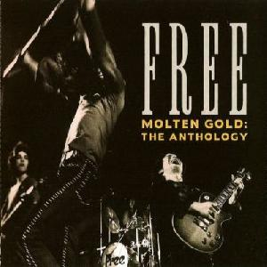 FREE - Molten Gold: The Anthology cover