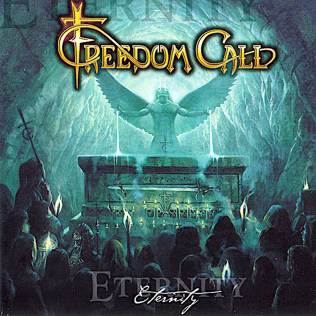 FREEDOM CALL - Eternity cover