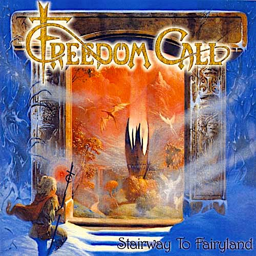 FREEDOM CALL - Stairway to Fairyland cover