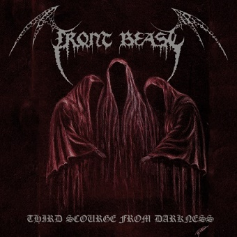FRONT BEAST - Third Scourge from Darkness cover