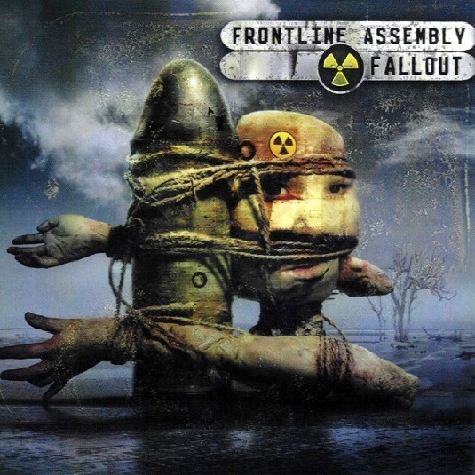 FRONT LINE ASSEMBLY - Fallout cover