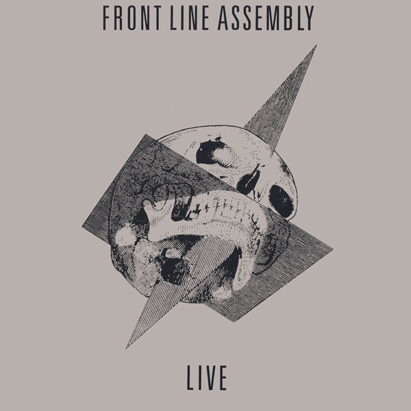 FRONT LINE ASSEMBLY - Live cover