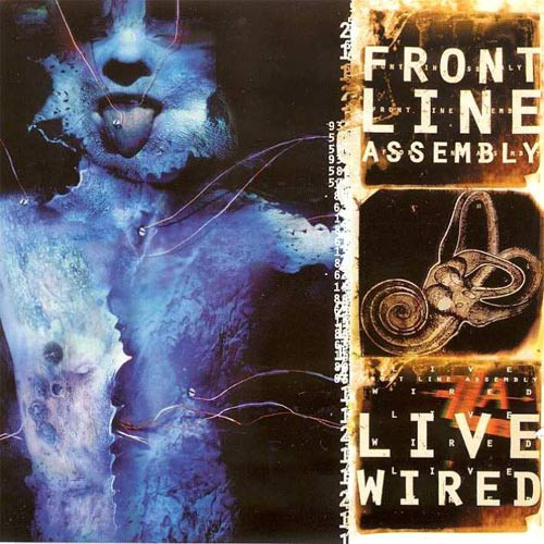 FRONT LINE ASSEMBLY - Live Wired cover
