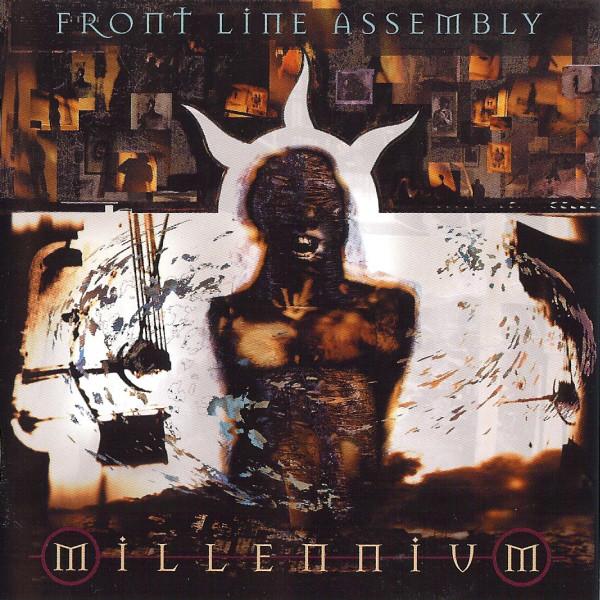 FRONT LINE ASSEMBLY - Millennium cover