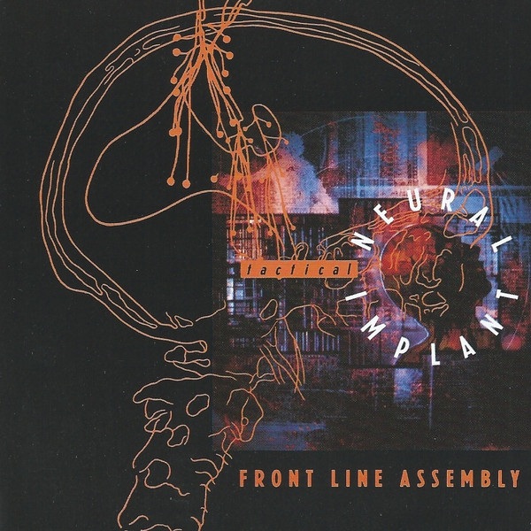 FRONT LINE ASSEMBLY - Tactical Neural Implant cover