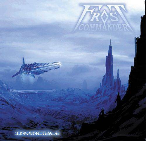 FROST COMMANDER - Invincible cover