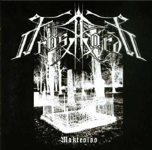 FROSTHARDR - Maktesløs cover