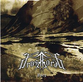 FROSTHARDR - Varg cover