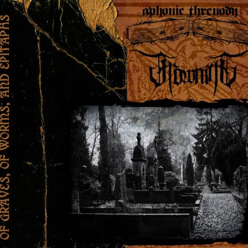FROWNING - Of Graves, of Worms, and Epitaphs cover