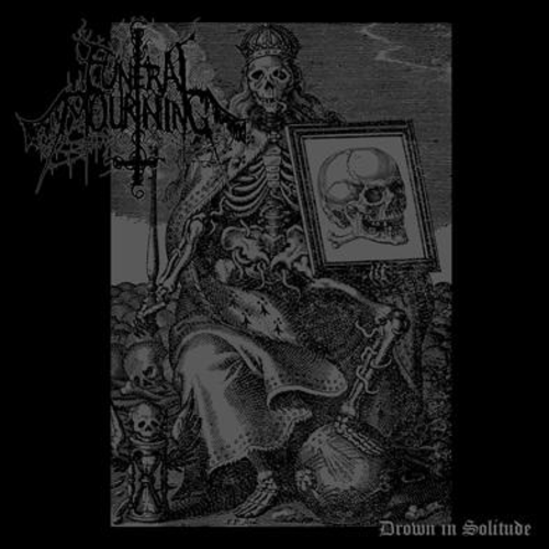 FUNERAL MOURNING - Drown in Solitude cover